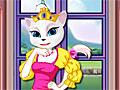 Говорящая королева Анжела: Уборка в замке