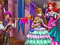 Принцессы Диснея: Бальное платье для Анны и Ариэль