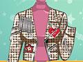 Кожаная куртка Барби