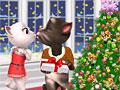 Говорящий кот: Новогодняя елка