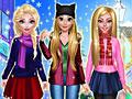 Принцессы Диснея: Зимний день Рапунцель