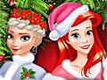 Принцессы Диснея: Лучшее Рождество
