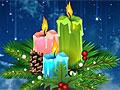 Матч рождественские свечи 3
