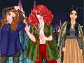 Принцессы Диснея: Рождественские соперницы