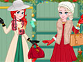 Принцессы Диснея: Рождественские соперники