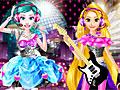 Принцессы Диснея: Концерт рок-звезд