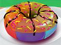 Шеф-повар Камилла: Радужный пончик