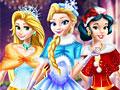 Принцессы Диснея: Рождество в замке