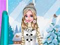Принцессы Диснея: Модный пуховик