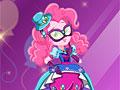 Девушки Эквестрии: Образ-кристалл Пинки Пай