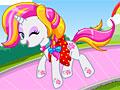Мой маленький пони: Рарити в радужном стиле