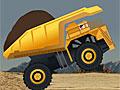 Бен 10 на грузовике