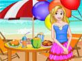 Принцессы Диснея: Новый год на пляже