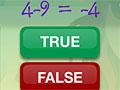 Пиратский математический тест для Ани