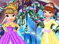 Конкурс красоты: Принцесса София против Эмбер