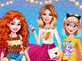 Вечеринка принцесс Диснея