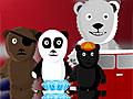 Тактический снайпер панда 2