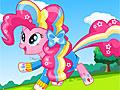 Мой маленький пони: Пинки Пай в радужном стиле