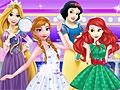 Принцессы Диснея: Испытание модой