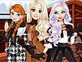 Принцессы Диснея: Зимние дни Эльзы и друзей