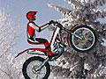 Снежный мототриал