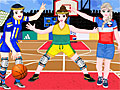 Принцессы Диснея: Баскетбольная команда