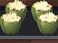 Мексиканский фаршированный перец