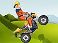 Наруто: Сумасшедший мотоцикл