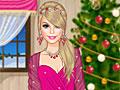 Зимняя гламурная Барби
