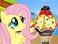 Мороженое Мой маленький пони