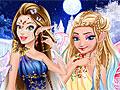 Принцессы Диснея: Зимние феи