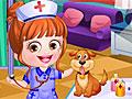 Ветеринар малышка Хейзел