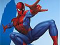 Человек-паук собирает одежду