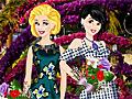 Принцессы Диснея: Цветочное шоу