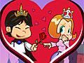 Толстая принцесса выходит замуж за принца