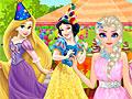 Принцессы Диснея: Сюрприз в день рождения Эльзы