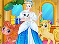 Принцессы Диснея: Салон для животных
