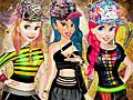 Принцессы Диснея: Хип-хоп батл