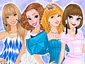 Принцессы Диснея: Мода оригами