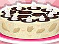 Карамельный торт-мороженое
