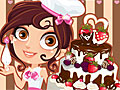 Свадебный торт от пекаря