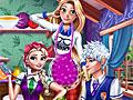 Принцессы Диснея: Органический магазин
