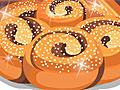Шоколадно-ореховые пирожные