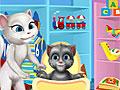 Говорящий кот: Игрушки для Тома