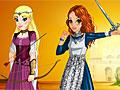 Принцессы-воины