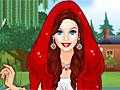 Барби в образе Красной Шапочки