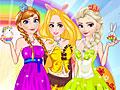 Принцессы Диснея: Пасхальная мода