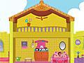 Кукольный домик Даши