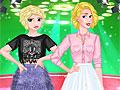 Принцессы Диснея на модном реалити