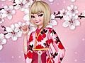 Холодное сердце: Эльза любит сакуру
